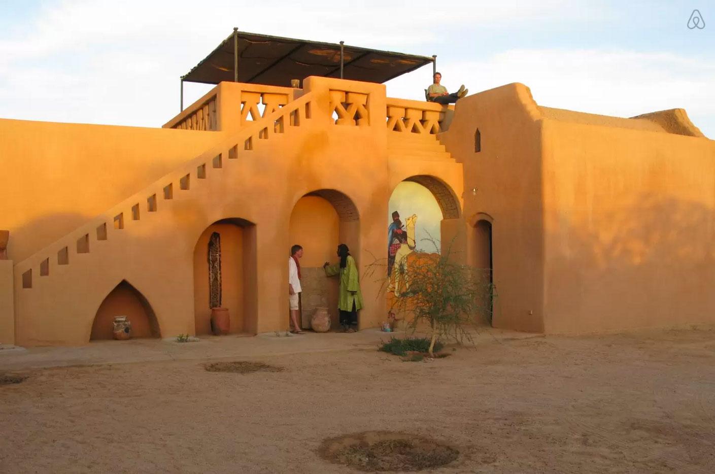 NIGER<br />Agadez<br />Maison
