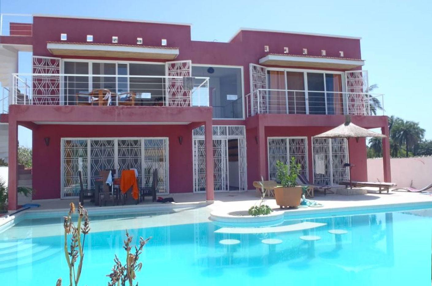 SENEGAL<br />Palmarin<br />Villa