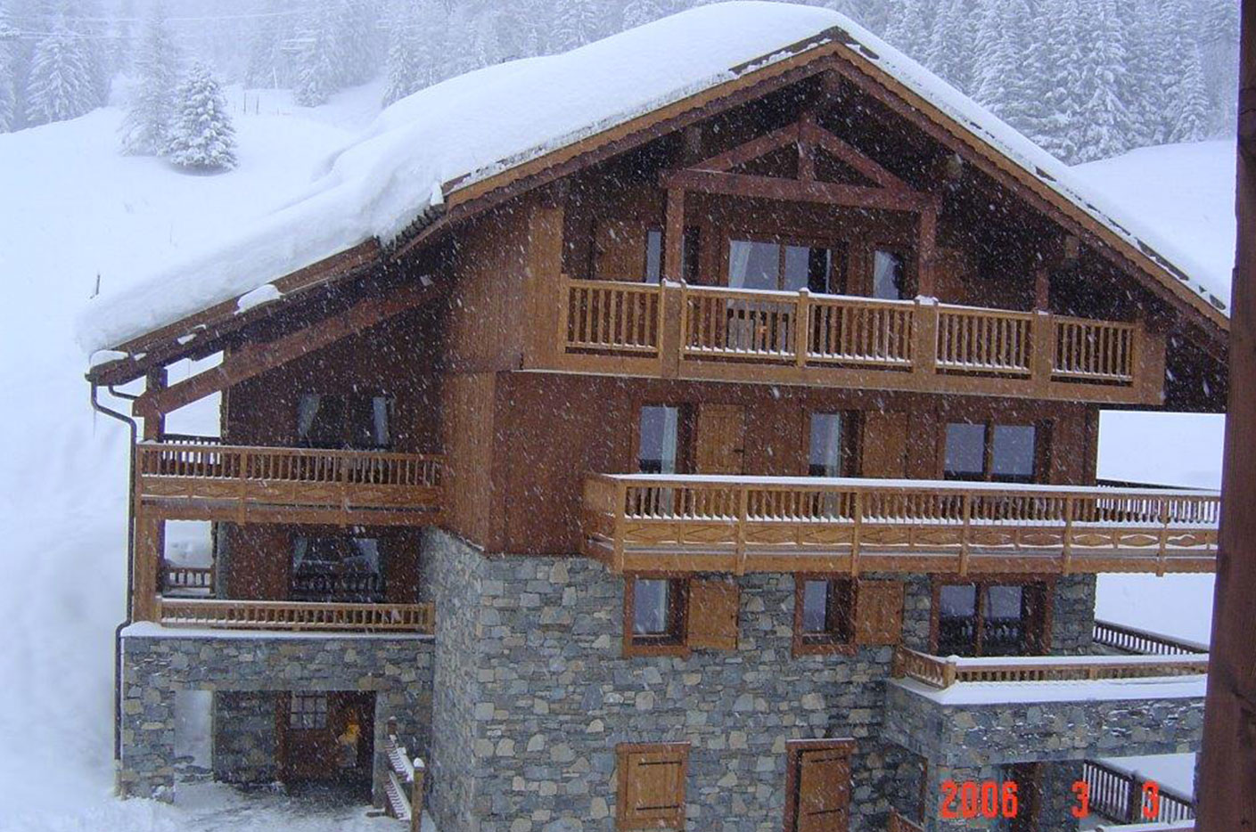 FRANCE<br />Vallandry<br />Duplex