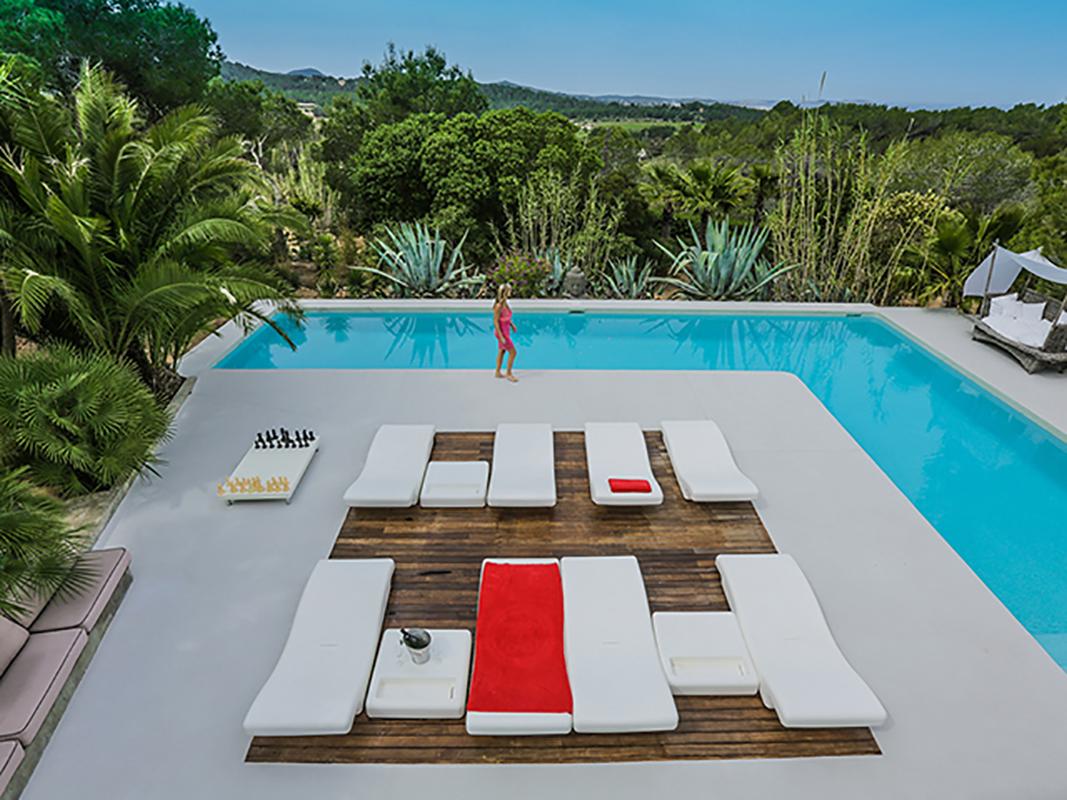 ESPAGNE<br />Ibiza-Finca<br />Villa