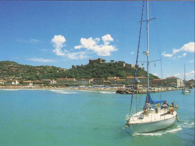 ITALIE<br />Castiglione della Pescaia<br />(Toscane)<br />Maison