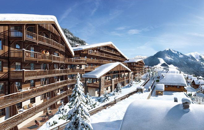 FRANCE<br />Châtel<br />Appartement